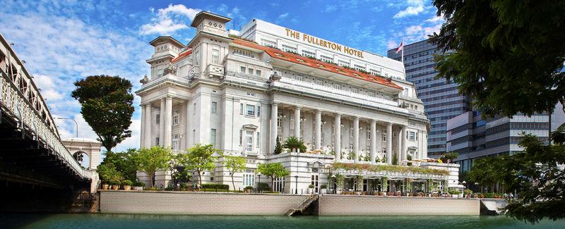 The Fullerton Hotel Singaproe