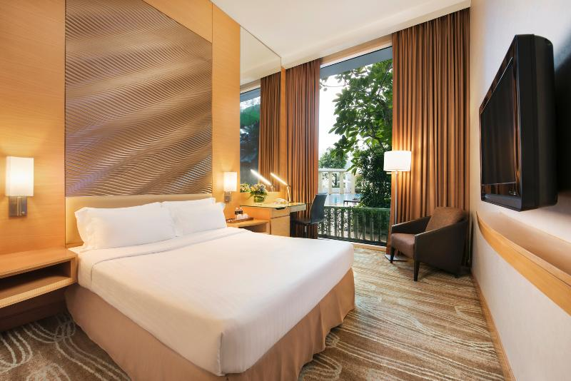 Park Hotel Clarke Quay Room