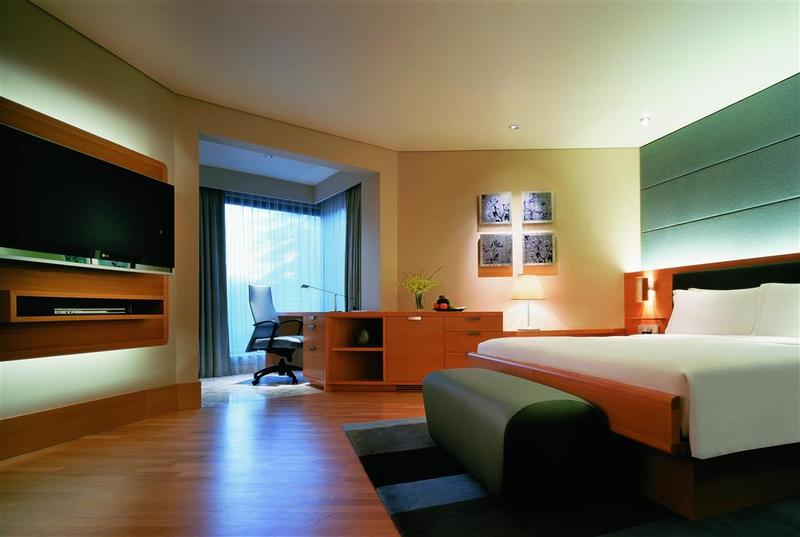 Grand Hyatt Singapore room