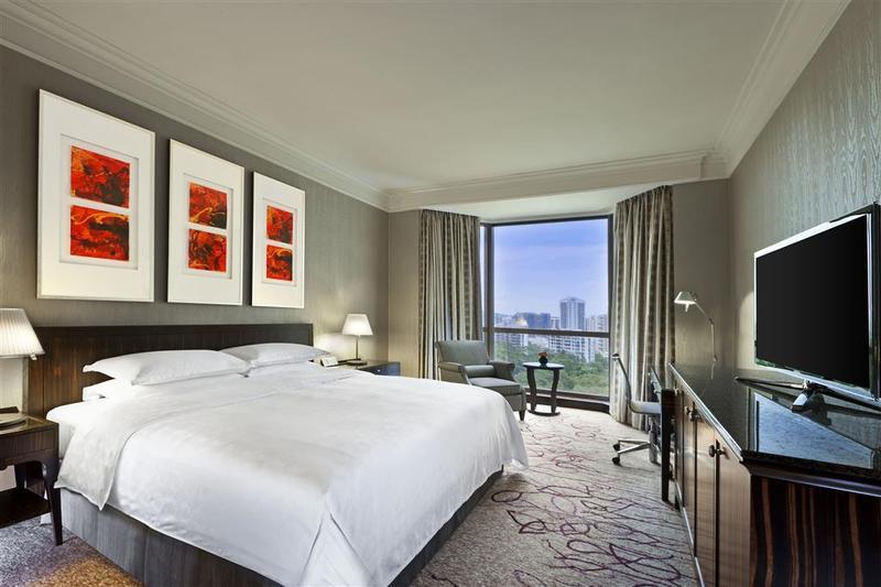 Sheraton Towers Singapore Room