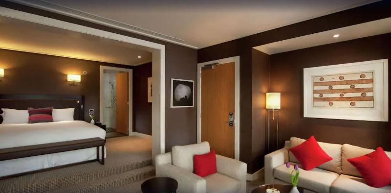 Hilton Queenstown Standard Room